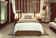 Habitación Preferred Club Vista al Mar Cama King del Hotel Hotel Dreams Riviera Cancún Resort and Spa