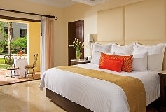Habitación Deluxe Garden King del Hotel Hotel Dreams Tulum