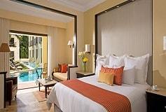 Habitación Preferred Club Deluxe Swimout Adult Garden King del Hotel Hotel Dreams Tulum