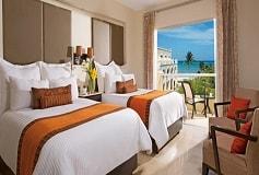 Habitación Preferred Club Junior Suite Ocean Front Doble del Hotel Hotel Dreams Tulum
