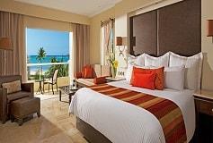 Habitación Preferred Club Junior Suite Ocean Front del Hotel Hotel Dreams Tulum