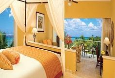 Habitación Preferred Club Suite Lunamielera Ocean King del Hotel Hotel Dreams Tulum