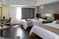 Habitación Habitación Ejecutiva Doble del Hotel Hotel Ejecutivo Express