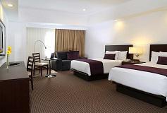 Habitación Suite Junior Dos Camas del Hotel Hotel Ejecutivo Express