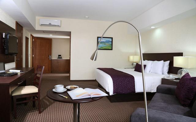 Habitación Suite Junior King Size del Hotel Hotel Ejecutivo Express
