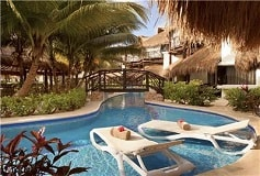 Habitación Swim Up Casita Suite del Hotel Hotel El Dorado Casitas Royale by Karisma