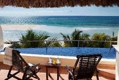Habitación Private Pool Suite del Hotel Hotel El Dorado Maroma by Karisma