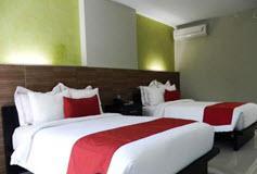 Habitación Habitación de Lujo del Hotel Hotel El Español Paseo de Montejo