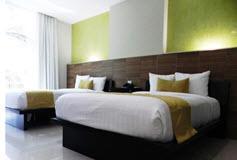 Habitación Junior Suite-Bajo Solicitud del Hotel Hotel El Español Paseo de Montejo