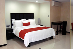 Habitación Master Suite-Bajo Solicitud del Hotel Hotel El Español Paseo de Montejo