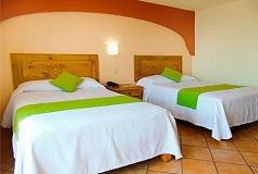 Habitación Estándar+ WiFi Gratis del Hotel Hotel El Pescador Vallarta Centro