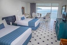 Habitación Estándar del Hotel Hotel Elcano Acapulco