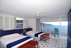 Habitación Junior Suite del Hotel Hotel Elcano Acapulco