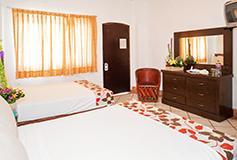 Habitación Estándar con Aire Acondicionado del Hotel Hotel Eloisa Vallarta Centro