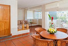 Habitación Suite con Cocineta del Hotel Hotel Eloisa Vallarta Centro