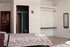 Habitación Doble del Hotel Hotel EMS Brisas