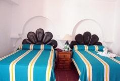 Habitación Estándar Doble del Hotel Hotel Encino Vallarta Centro