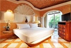 Habitación Doble Deluxe del Hotel Hotel Eurostars Hacienda Vista Real