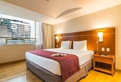 Habitación Suite Doble del Hotel Hotel Eurostars Zona Rosa Suites
