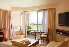 Habitación Excellence Club Junior Suite con Vista al Mar del Hotel Hotel Excellence Playa Mujeres