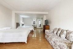 Habitación Senior Triple del Hotel Hotel Exe Suites San Marino