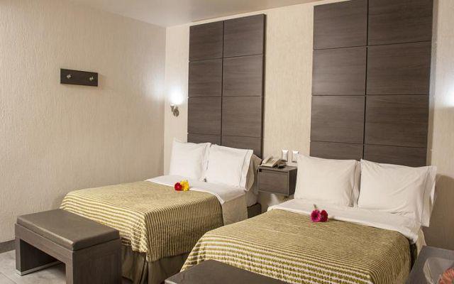 Habitación Estándar Doble del Hotel Hotel Expo Abastos