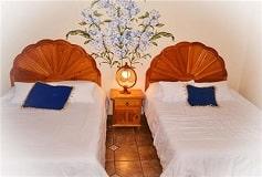 Habitación Colonial Doble del Hotel Hotel Feregrino