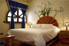 Habitación Colonial Matrimonial del Hotel Hotel Feregrino