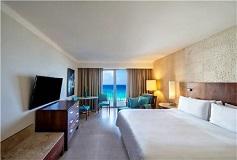 Habitación Premium Frente al Mar, 1 King del Hotel Hotel Fiesta Americana Condesa Cancún All Inclusive