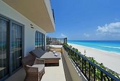Habitación Premium Master Suite, 2 Matrimoniales del Hotel Hotel Fiesta Americana Condesa Cancún All Inclusive