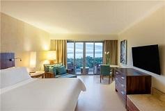 Habitación Premium Vista a la Laguna, 1 King del Hotel Hotel Fiesta Americana Condesa Cancún All Inclusive