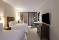 Habitación Premium Vista a la Laguna, 2 Matrimoniales del Hotel Hotel Fiesta Americana Condesa Cancún All Inclusive