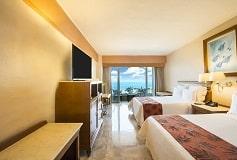 Habitación Deluxe Room Double Vista al Mar del Hotel Hotel Fiesta Americana Puerto Vallarta All Inclusive & Spa