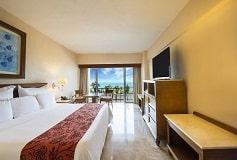 Habitación Habitación Deluxe King Vista al Mar del Hotel Hotel Fiesta Americana Puerto Vallarta All Inclusive & Spa