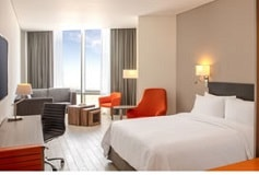 Habitación Superior King del Hotel Hotel Fiesta Inn Cancún Las Américas