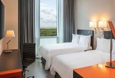 Habitación Superior Matrimonial del Hotel Hotel Fiesta Inn Cancún Las Américas
