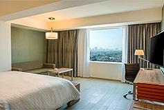Habitación Superior Una King del Hotel Hotel Fiesta Inn Ciudad de México Fórum Buenavista