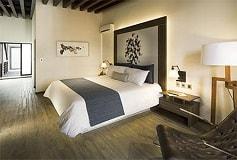 Habitación Suite Deluxe del Hotel Hotel FlowSuites Condesa