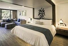 Habitación Suite Junior del Hotel Hotel FlowSuites Condesa