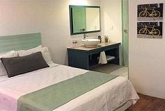 Habitación Deluxe King del Hotel Hotel Fontán Reforma
