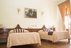 Habitación Estándar Cuádruple del Hotel Hotel Francés