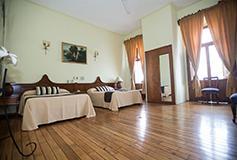 Habitación Estándar Triple del Hotel Hotel Francés