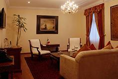 Habitación Suite de Época del Hotel Hotel Geneve