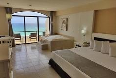 Habitación Habitación Club Con Vista Al Mar del Hotel Hotel Golden Parnassus Resort and Spa