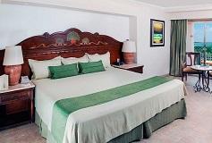 Habitación Deluxe Vista a la Laguna del Hotel Hotel GR Solaris Cancún