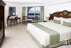 Habitación Deluxe del Hotel Hotel GR Solaris Cancún