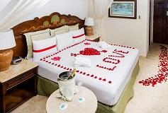 Habitación Romance Vista al Mar del Hotel Hotel GR Solaris Cancún