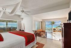Habitación Junior Suite Vista al Mar del Hotel Hotel Gran Caribe Resort and Spa