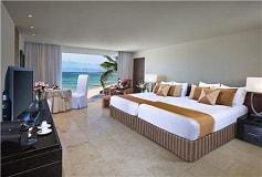 Habitación Grand Frente al Mar del Hotel Hotel Grand Oasis Tulum