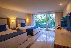 Habitación Deluxe Vista al Jardín Super Saver del Hotel Hotel Grand Park Royal Cozumel All Inclusive